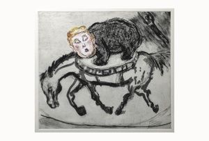OUTRAGE: Artists Respond to the Election of Donald Trump