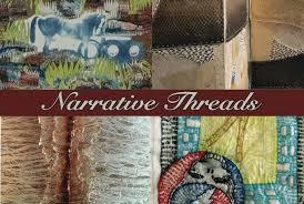 """Narrative Threads"" at Art Gym in Denver, Colorado"